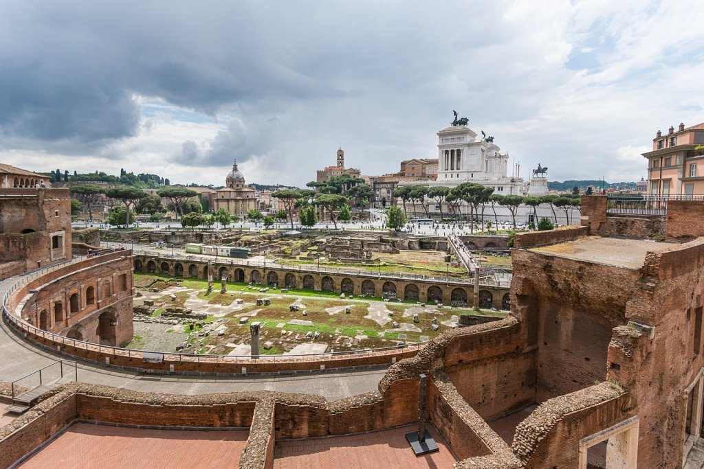 View on Roma